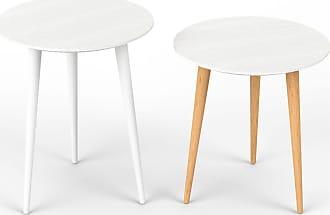 Runde Tische In Weiß 50 Produkte Sale Ab 4525 Stylight