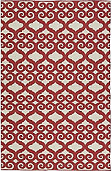 Kaleen Rugs Brisa Collection BRI03-25A Red Handmade 2 x 3 Rug
