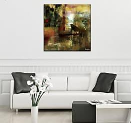 Ready2HangArt Ready2hangart Alexis Bueno Silhouette XII Canvas Wall Art, 24 x 24