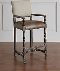 Hooker Furniture Casella Leather Bar Stool