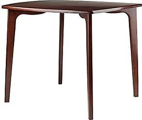 Winsome 94434 Pauline Dining Table, Walnut