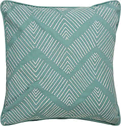 Jaipur Living Rugs Jaipur Stitched Chevron Cotton Decorative Pillow Plum Kitten / Blanc de Blanc Polyester Fill - PLW102634