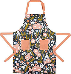 Peking Handicraft Floral Recollection Apron