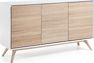 Credenza Moderna Bianca Legno : Credenze e madie moderne in legno napol arredamenti
