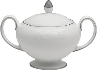 Wedgwood English Lace 12-Ounce Covered Sugar Bowl