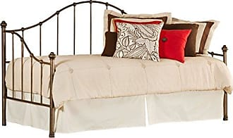 Hillsdale Furniture Furniture 1271DBLH Hillsdale Amy Daybed with Suspension Deck Aged Steel