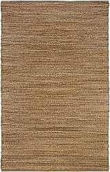 L.R. Resources Inc. Natural Fiber Rectangle Plush Sonora Indoor Area Rug, 5-Feet 3-Inch x 7-Feet 5-Inch, Biscay-2