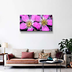 Brushstone Razzle Dazzle Wild Roses by Scott Medwetz Removable Wall Art Mural - 0MED976A1224P
