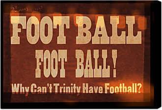 Hatcher & Ethan Trinity Football Canvas Wall Art - HE11477_60X40_CANV_XXHD_HE