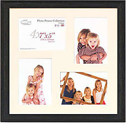 Inov8 Framing Photo Frame Sylvan Black 16x16 Collage 2PK 53.34 x 20.32 x 2.54 cm