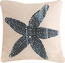 Heritage Lace Starfish Beach Living 18x18 Pillow Cover