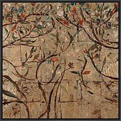 Ptm Images 9-13515 Leaf III, Canvas Wall Art, Black