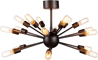 Urban Classic Cork Collection 30 in. Chandelier Polished Nickel - 1135D30PN
