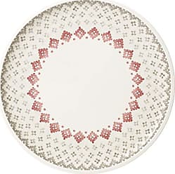 Villeroy & Boch Artesano Montagne Buffet/ Pizza Plate by Villeroy & Boch - Premium Porcelain - Made in Germany - Dishwasher and Microwave Safe - 12.5 Inches