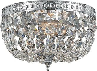 Crystorama 708-CH-CL-S Swarovski Elements Crystal Basket
