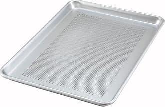 Winco USA Winco (ALXP-1318P) 13 x 18 Perforated Aluminum Sheet Pan, Half Size
