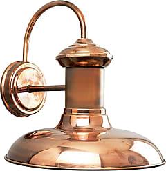 PROGRESS Brookside Solid Copper LED Wall Lantern w/AC LED Module