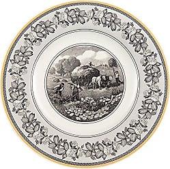 Villeroy & Boch Audun Ferme Dinner Plate Set of 6 by Villeroy & Boch - 10.5 Inches
