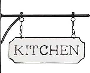 Foreside Home And Garden FWAD03979 Kitchen Hanging Sign