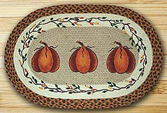 Earth Rugs 65-222HP Rug, 20 x 30, Harvest Orange/Brown/Natural