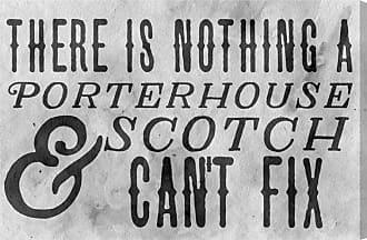 Hatcher & Ethan Porterhouse and Scotch Canvas Art - HE15792_24X16_CANV_XHD_HE