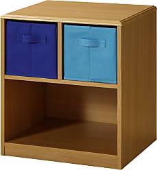 4D Concepts Boys 2 Drawer Nightstand - Beech, Boys - 12315