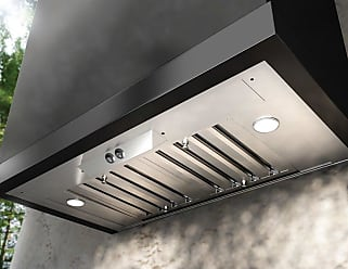 Zephyr 30W in. Willow Outdoor Insert Range Hood Stainless - AK8800AS