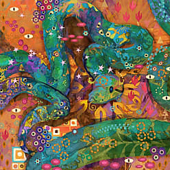 Marmont Hill Multi Colored Boa Painting Print on Wrapped Canvas - MH-MWWES-44029-C-18