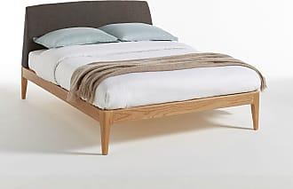 la redoute interieurs lit avec sommier agura la redoute interieurs grisbois - Lit Scandinave