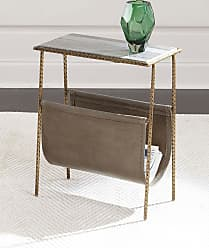 Interlude Home Flyn Magazine Table