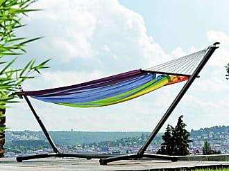 Gut Stern Garten  Und Freizeitmöbel Hängematte Mit Gestell Rainbow Bunt,  Designer Stern Design, 100x100