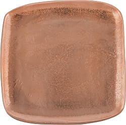 Julia Knight Eclipse Rose Gold Square Plate - Large