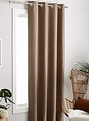 Simons Maison Earthy-coloured total darkness curtain 52 x 95