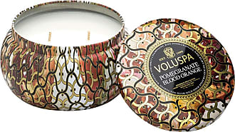 Voluspa Maison Noir 2 Wick Candle - Pomegranate Blood Orange - 312g