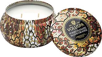 Voluspa Maison Noir 2 Wick Candle - Pomegranate Blood Orange - 312g