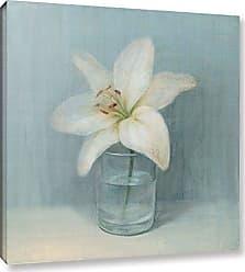 Brushstone Danhui Nai Lily Gallery Wrapped Canvas, 14X14