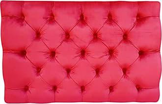 Kasabela Cabeceira Box Estofada Solteiro Roma Suede Rosa Pink