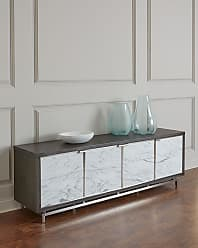 Hooker Furniture Laramie Marble Door Entertainment Console