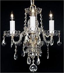 Harrison Lane J2-1006 3 Light 12 Wide Single Tier Crystal Chandelier