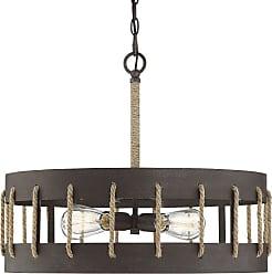 Savoy House 7-2661-4 Leland 4 Light 23 Wide Drum Chandelier Artisan