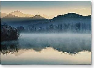 WEXFORD HOME Danita Delimont Quiet Morning Wall Art (30X40)