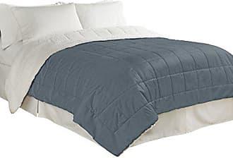Ellery Homestyles Beautyrest Eiffel Warming Technology Blanket, Twin, Lake