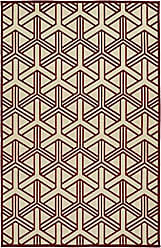 Kaleen Rugs Five Seasons Collection Red Rug (21 x 4)