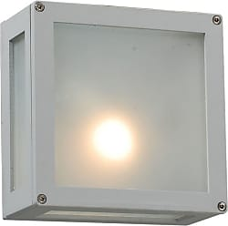 PLC Lighting 1309 Bandero Single Light 6 Wide Outdoor Wall Sconce