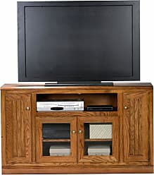 Eagle Furniture Heritage Customizable 55 in. Tall Entertainment TV Stand - 47555PLMD