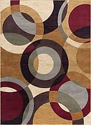 Tayse Verona Contemporary Geometric Multi-Color Rectangle Area Rug, 8 x 10