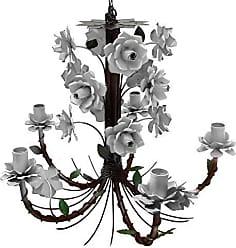 Libertas Rosas Artesanato Luminaria De Decoração moderna para Quarto De Bebe Com Rosinhas