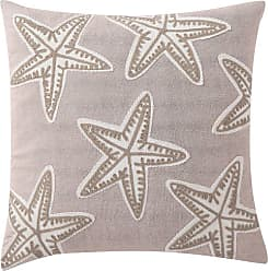 VCNY Ivory Starfish 18 in. Throw Pillow - SFH-PLW-1818-I2-IV