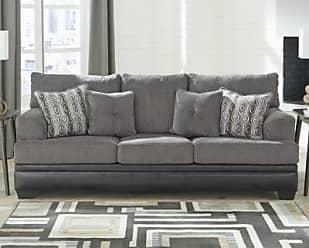 Ashley Furniture Millingar Sofa, Smoke