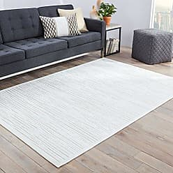 Jaipur Living Linea Abstract White Area Rug (9 X 12)